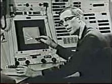 Ivan Sutherland cientifico que apoyo a Joseph Carl Robnett quien invento el internet.