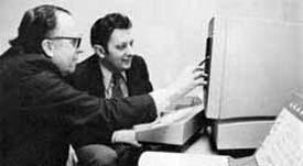 Licklider es quien invento el internet