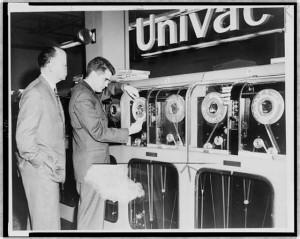 UNIVAC: Segunda generación de la computadora