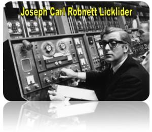 Quien invento el internet: Joseph Carl Robnett Licklider