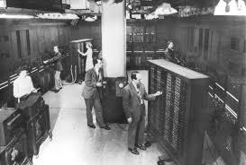 ENIAC: La primera computadora