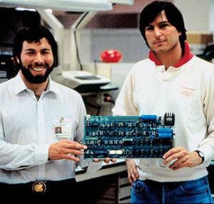 Los creadores de Apple hicieron historia en la cuarta generación de computadoras