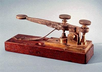 Quien inventó el telégrafo