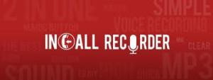 Programas para grabar llamadas Android: InCall Recorder