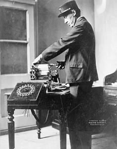 Quien inventó el telégrafo: Telegrafista experimentado
